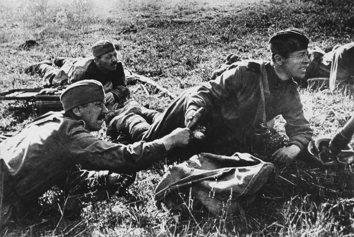 фронт и тыл Великой Отечественной на снимках советских военных фотографов shagin 1200 8