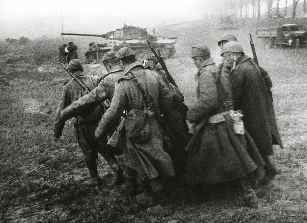 фронт и тыл Великой Отечественной на снимках советских военных фотографов shagin 1200 9