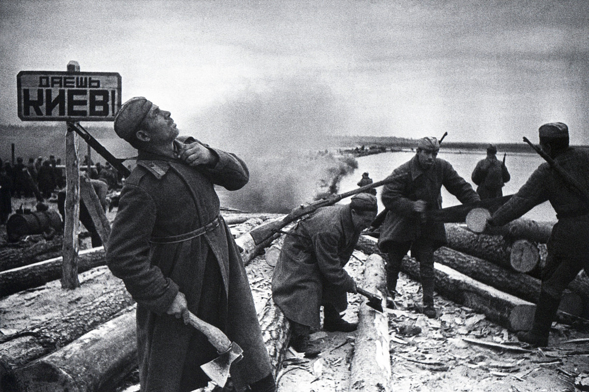 фронт и тыл Великой Отечественной на снимках советских военных фотографов shayhet 1200 5