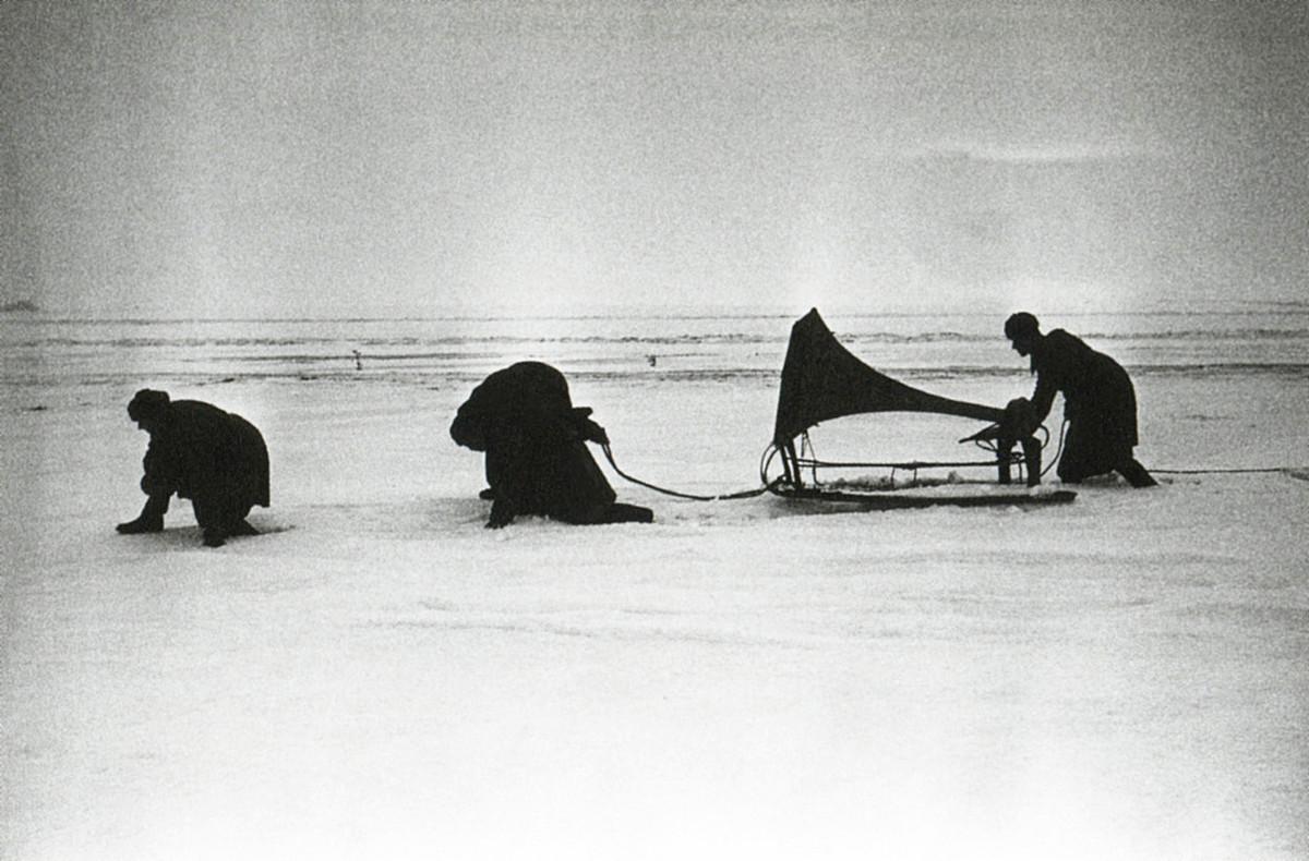 фронт и тыл Великой Отечественной на снимках советских военных фотографов shayhet 1200 7