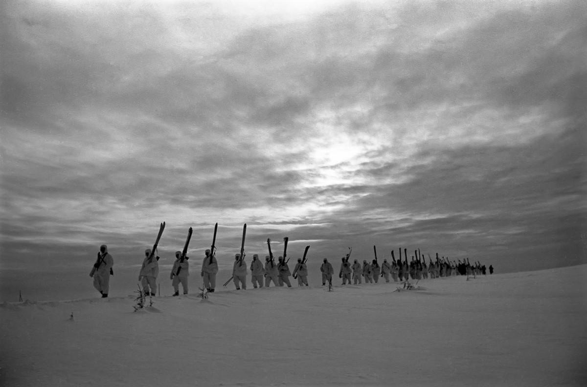 фронт и тыл Великой Отечественной на снимках советских военных фотографов shayhet 1200 8