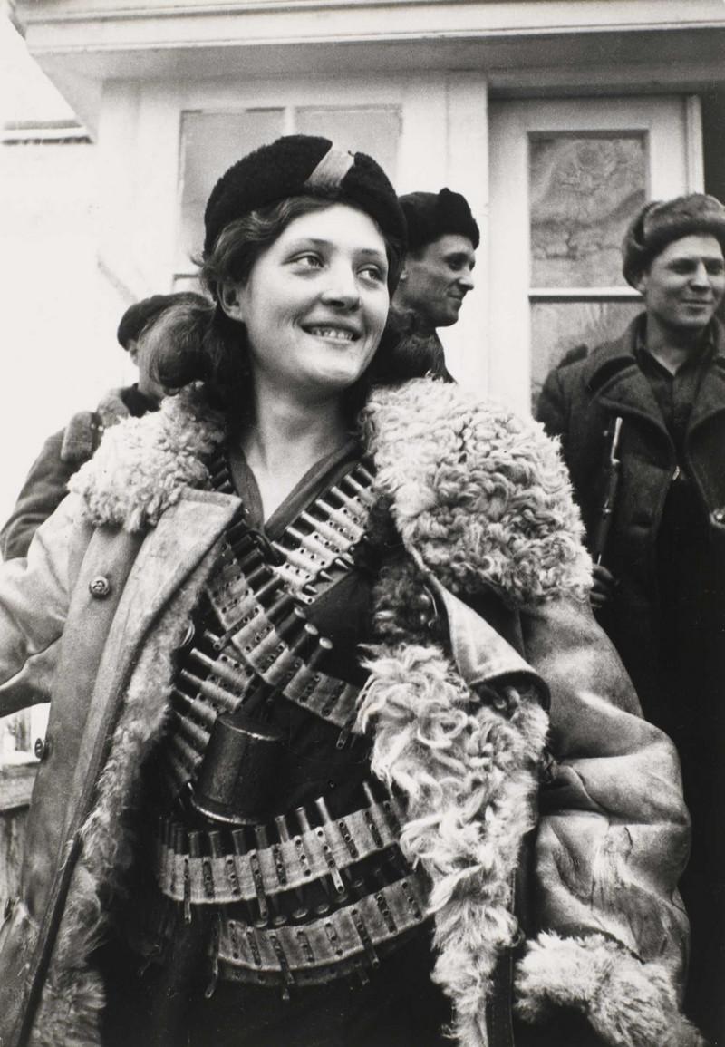 фронт и тыл Великой Отечественной на снимках советских военных фотографов shayhet 800 3
