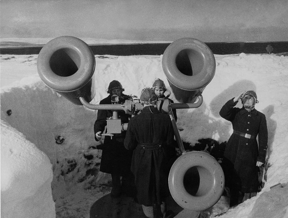 фронт и тыл Великой Отечественной на снимках советских военных фотографов shimanskiy 1000
