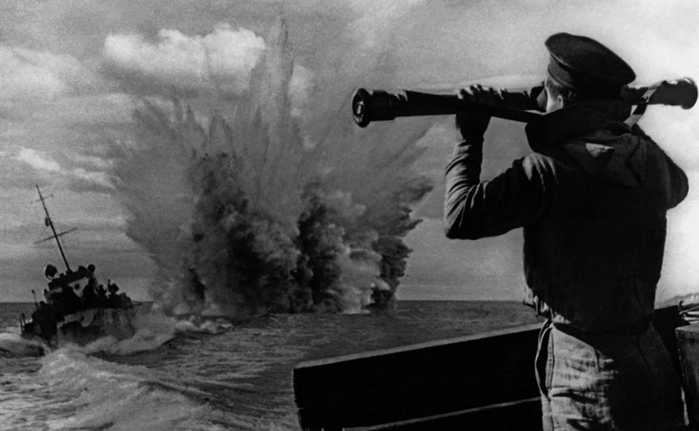 фронт и тыл Великой Отечественной на снимках советских военных фотографов shimanskiy 1000 2