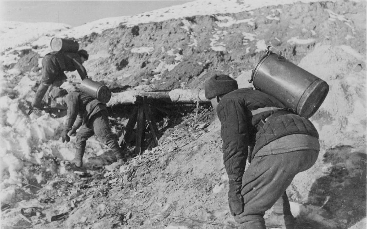 фронт и тыл Великой Отечественной на снимках советских военных фотографов zelma 1200 4