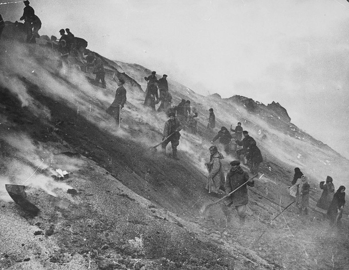 фронт и тыл Великой Отечественной на снимках советских военных фотографов zelma 1200 5