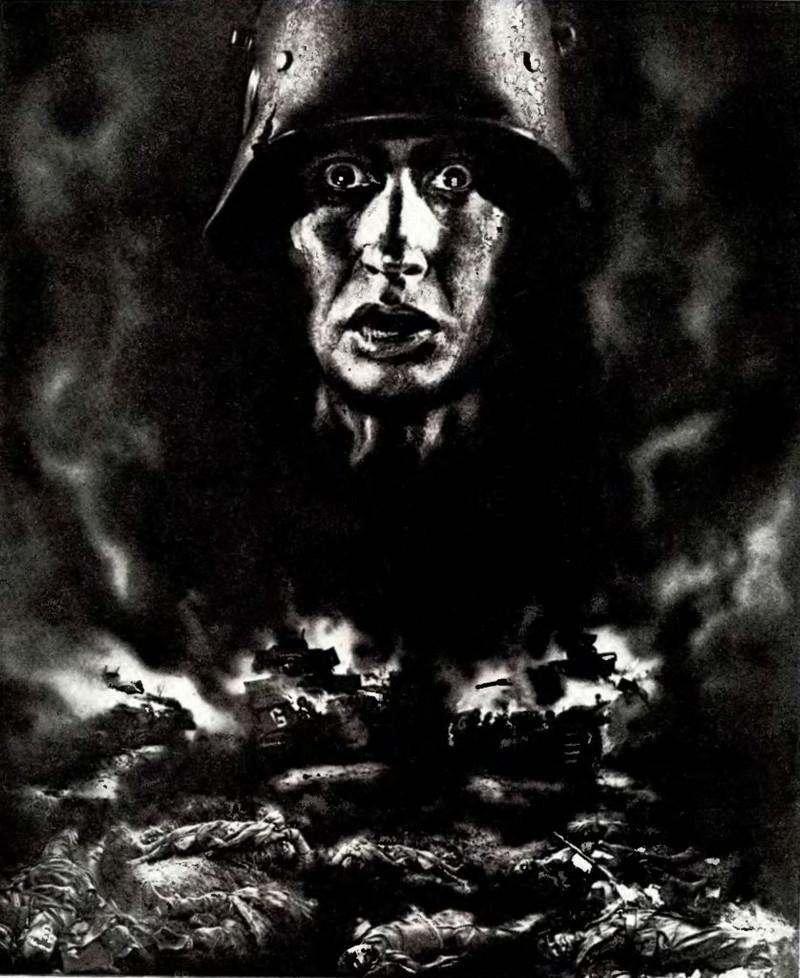 фронт и тыл Великой Отечественной на снимках советских военных фотографов zhitomirskiy 800 4