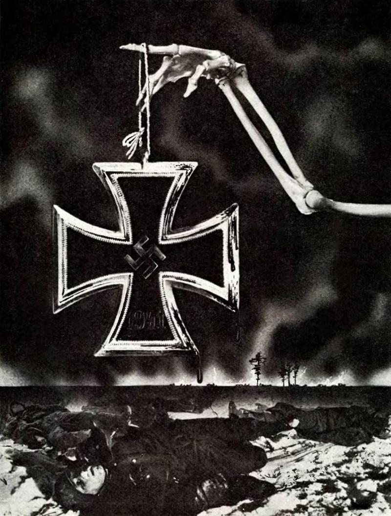 фронт и тыл Великой Отечественной на снимках советских военных фотографов zhitomirskiy 800 5
