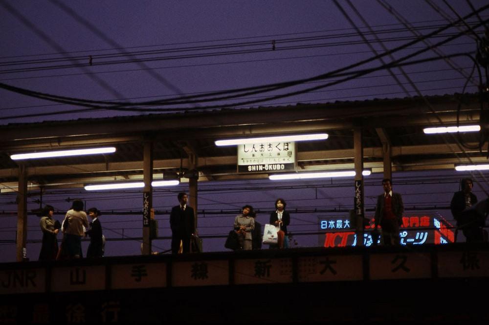 Фантастический Токио в 1970-х годах глазами Грега Жирара 12