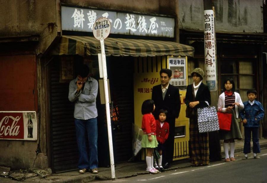 Фантастический Токио в 1970-х годах глазами Грега Жирара 26