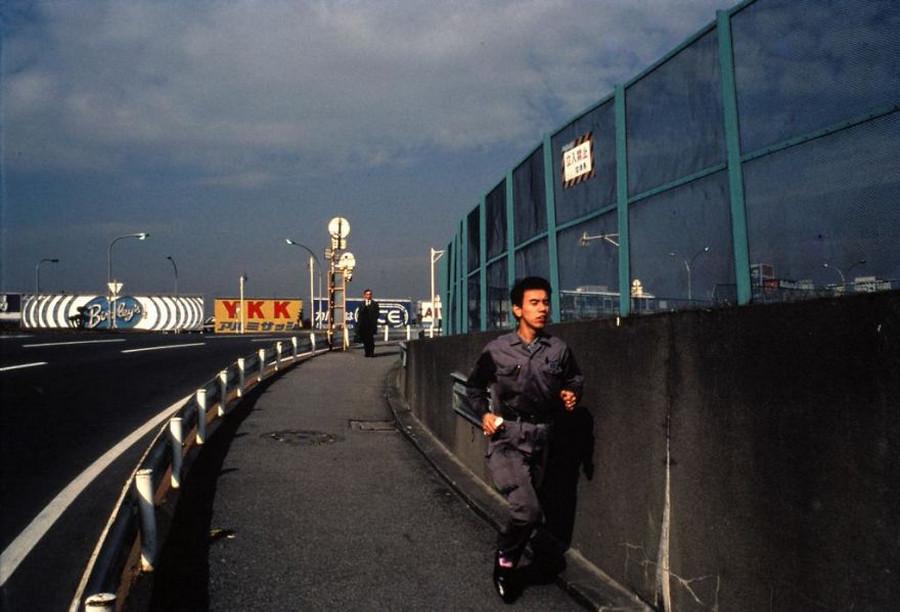 Фантастический Токио в 1970-х годах глазами Грега Жирара 32