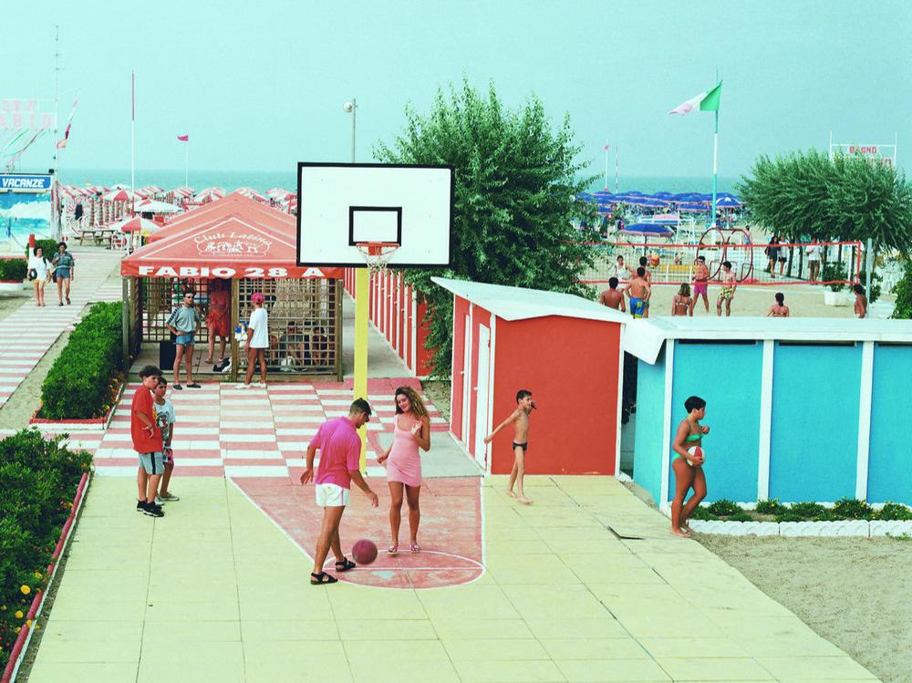 Бесконечное итальянское лето и фотографический флирт Клода Нори 11