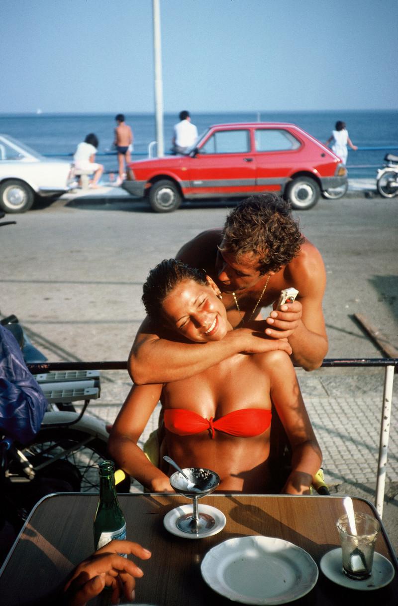 Бесконечное итальянское лето и фотографический флирт Клода Нори 12