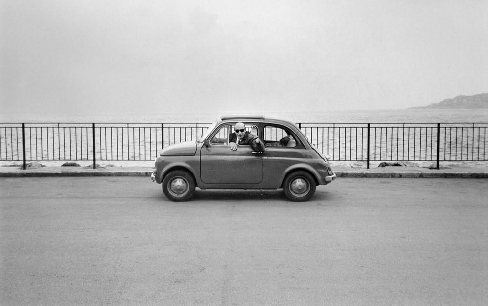 Бесконечное итальянское лето и фотографический флирт Клода Нори 14