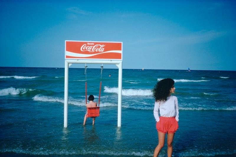Бесконечное итальянское лето и фотографический флирт Клода Нори 27