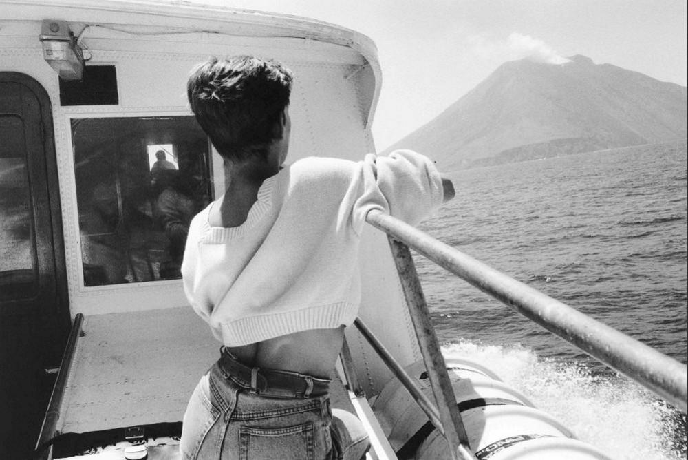 Бесконечное итальянское лето и фотографический флирт Клода Нори 28