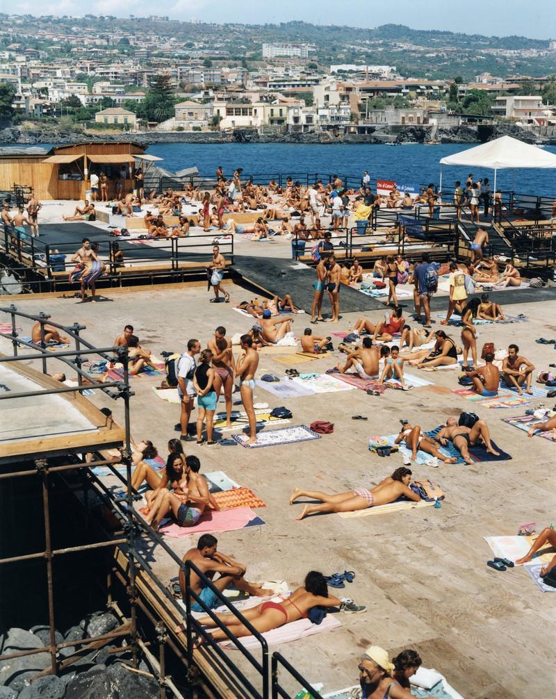 Бесконечное итальянское лето и фотографический флирт Клода Нори 3