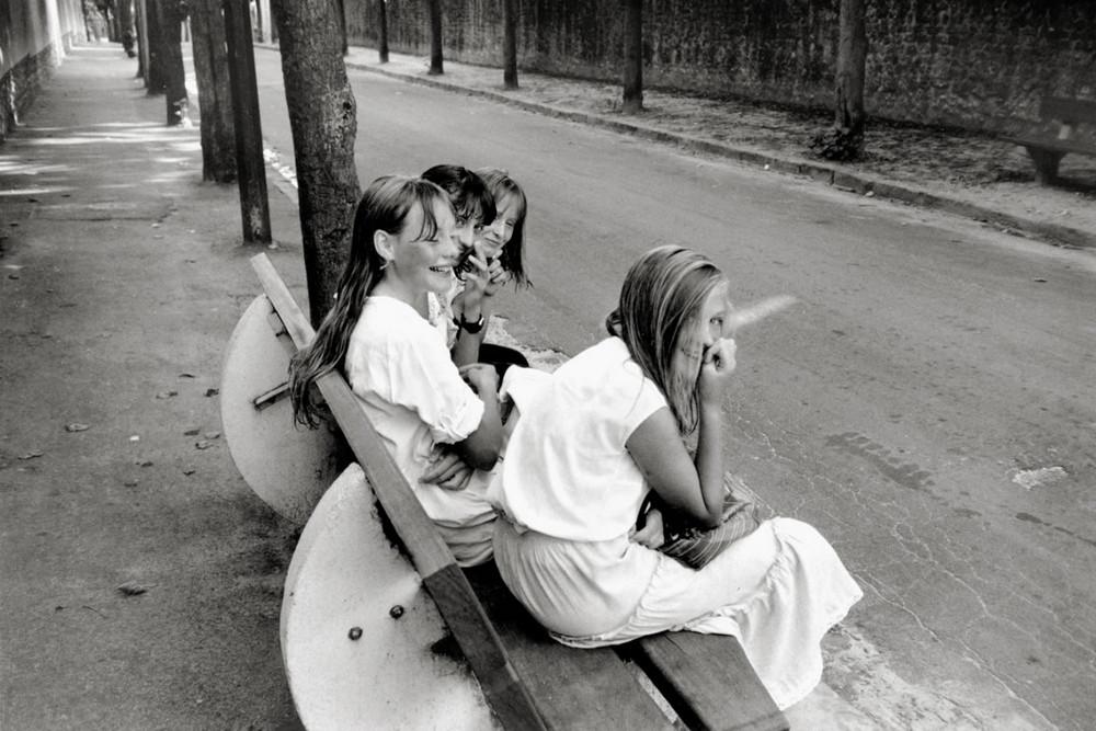 Бесконечное итальянское лето и фотографический флирт Клода Нори 31