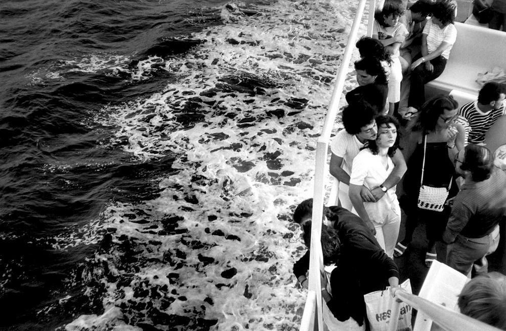 Бесконечное итальянское лето и фотографический флирт Клода Нори 35