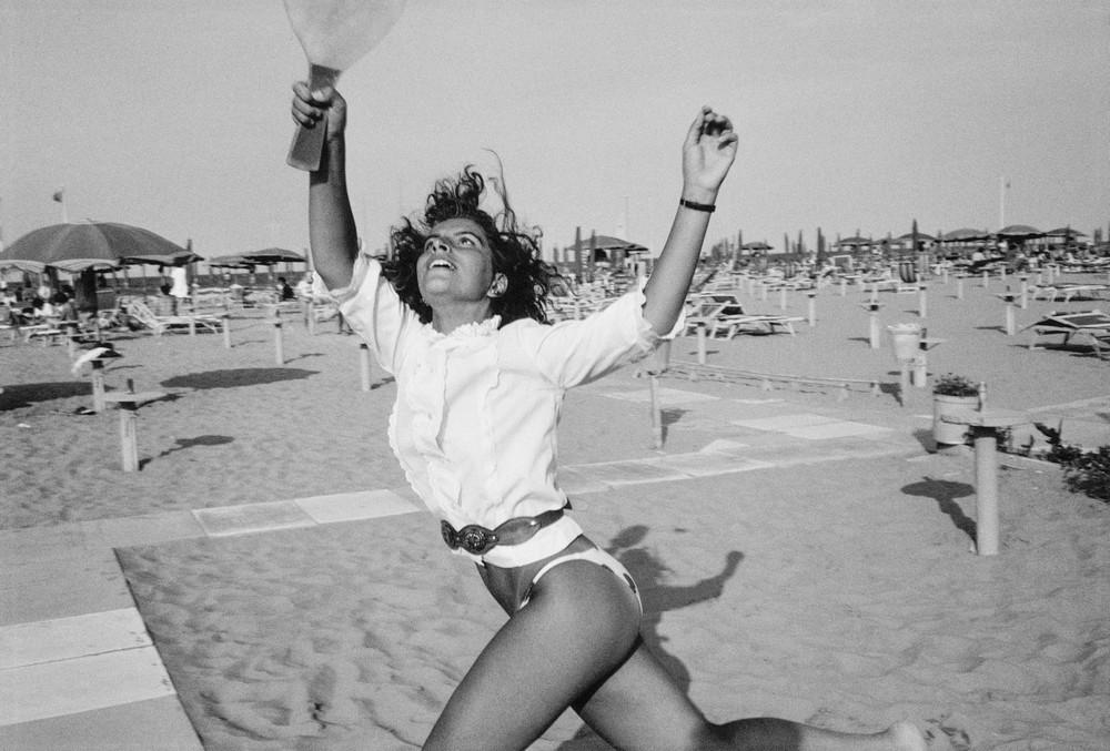 Бесконечное итальянское лето и фотографический флирт Клода Нори 4