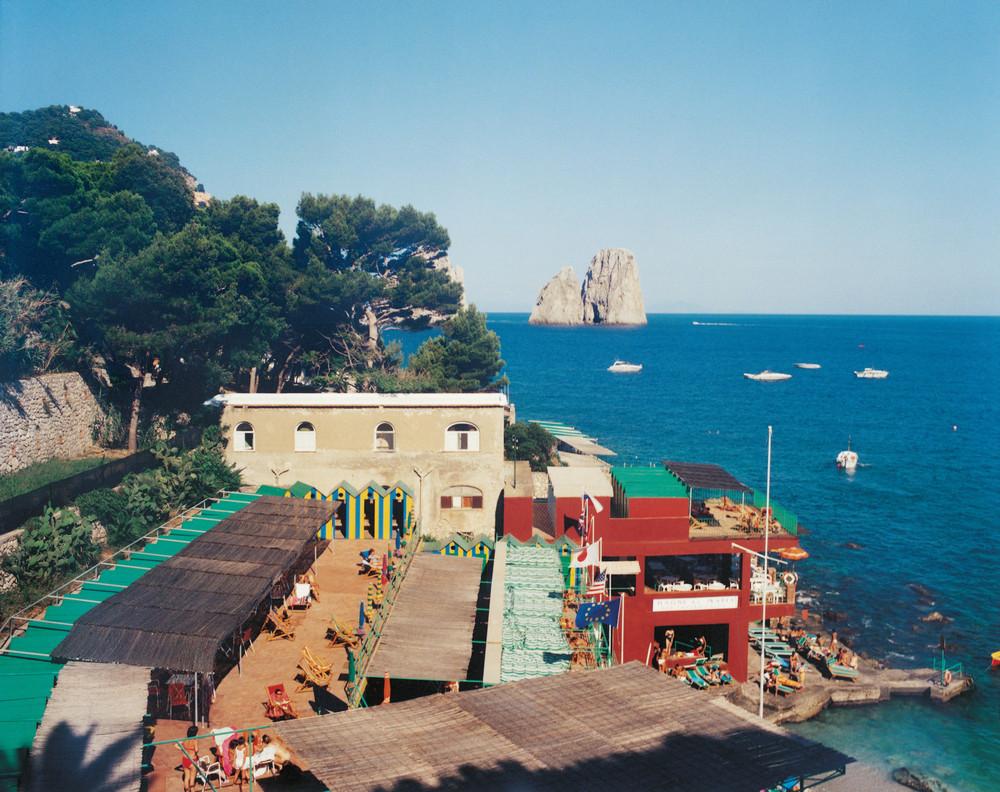 Бесконечное итальянское лето и фотографический флирт Клода Нори 44