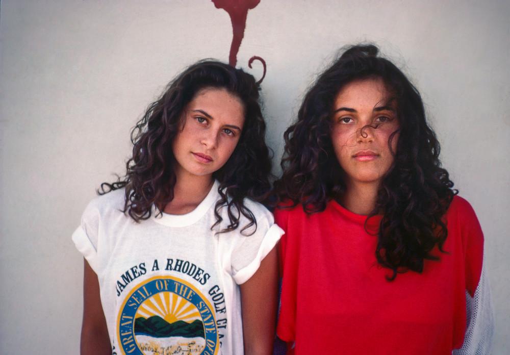 Бесконечное итальянское лето и фотографический флирт Клода Нори 45