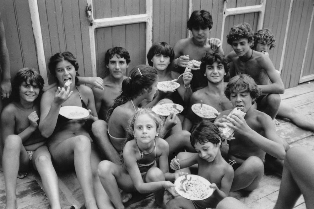 Бесконечное итальянское лето и фотографический флирт Клода Нори 46
