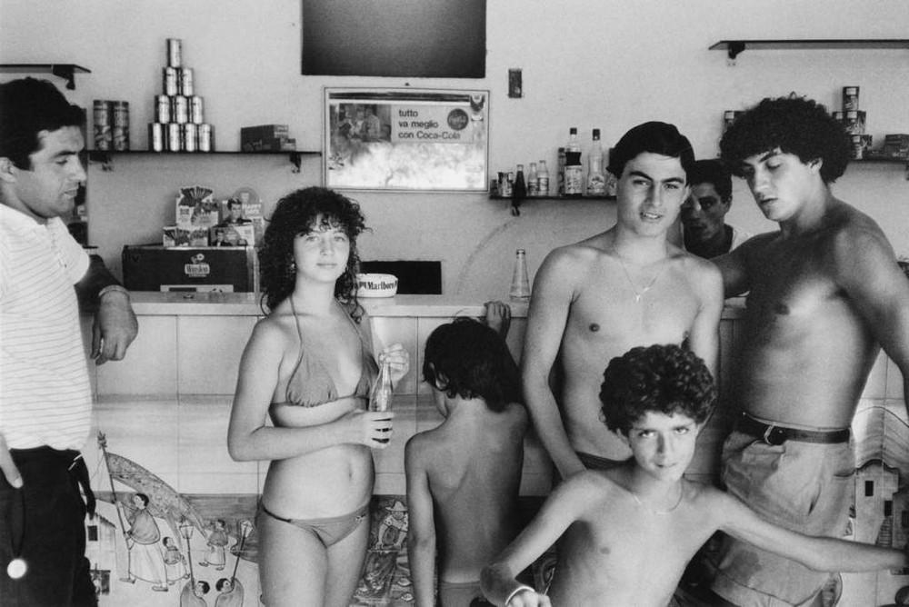 Бесконечное итальянское лето и фотографический флирт Клода Нори 50