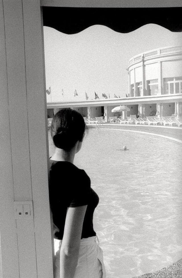 Бесконечное итальянское лето и фотографический флирт Клода Нори 51