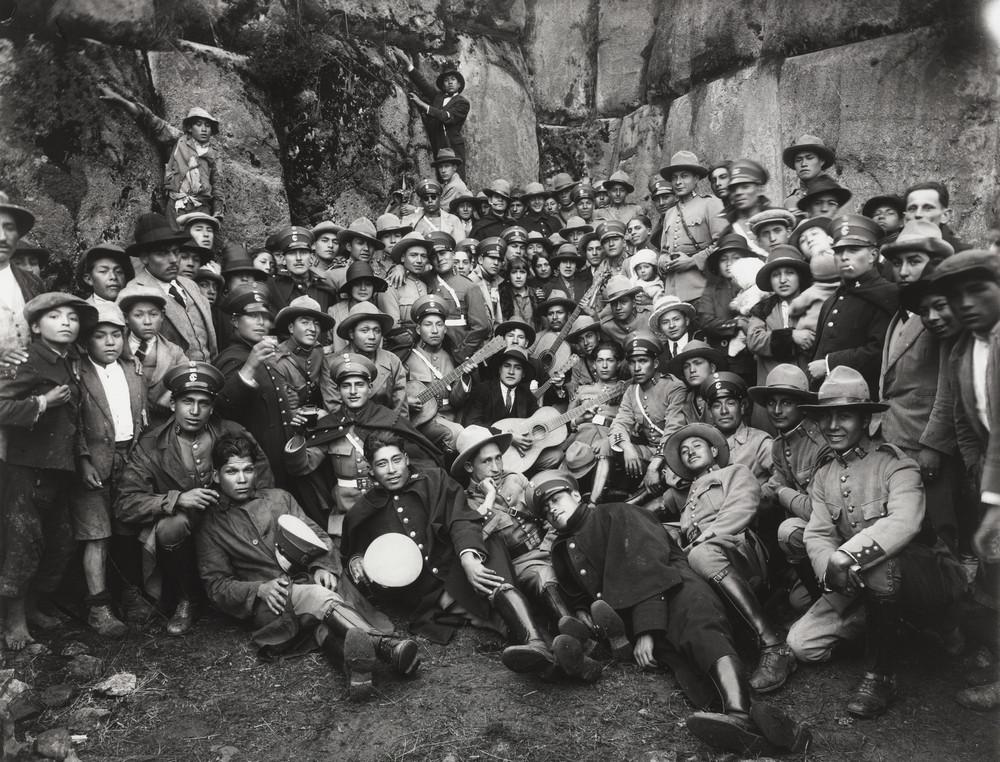 Первопроходец перуанской фотографии – индеец Мартин Чамби  10