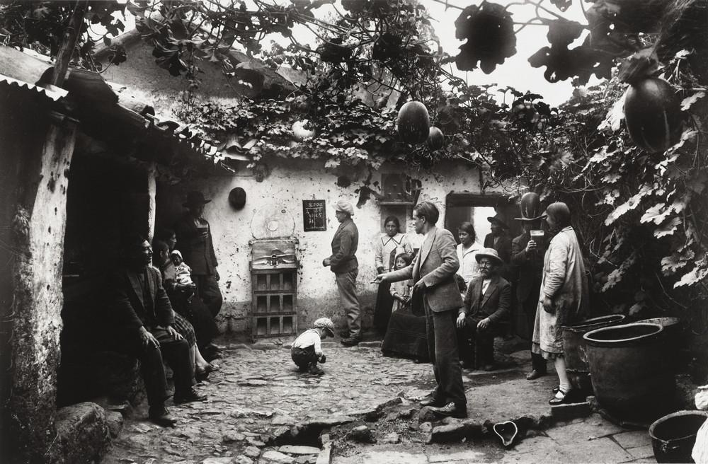 Первопроходец перуанской фотографии – индеец Мартин Чамби  11