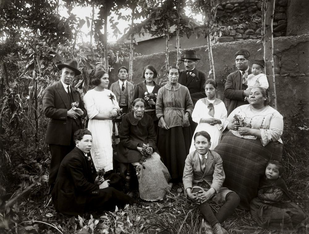 Первопроходец перуанской фотографии – индеец Мартин Чамби  14