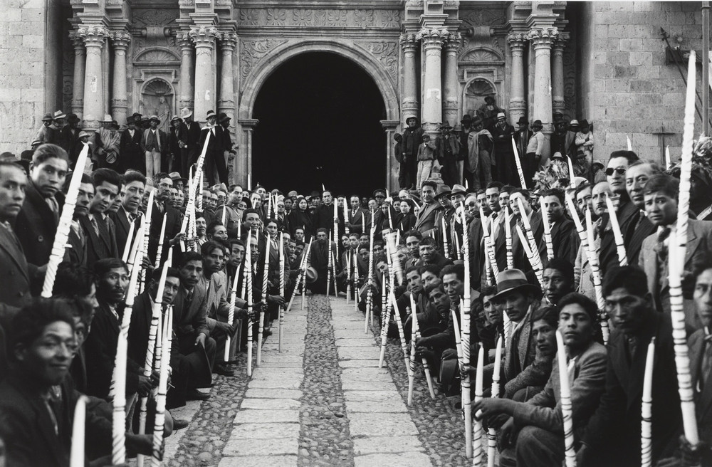 Первопроходец перуанской фотографии – индеец Мартин Чамби  18