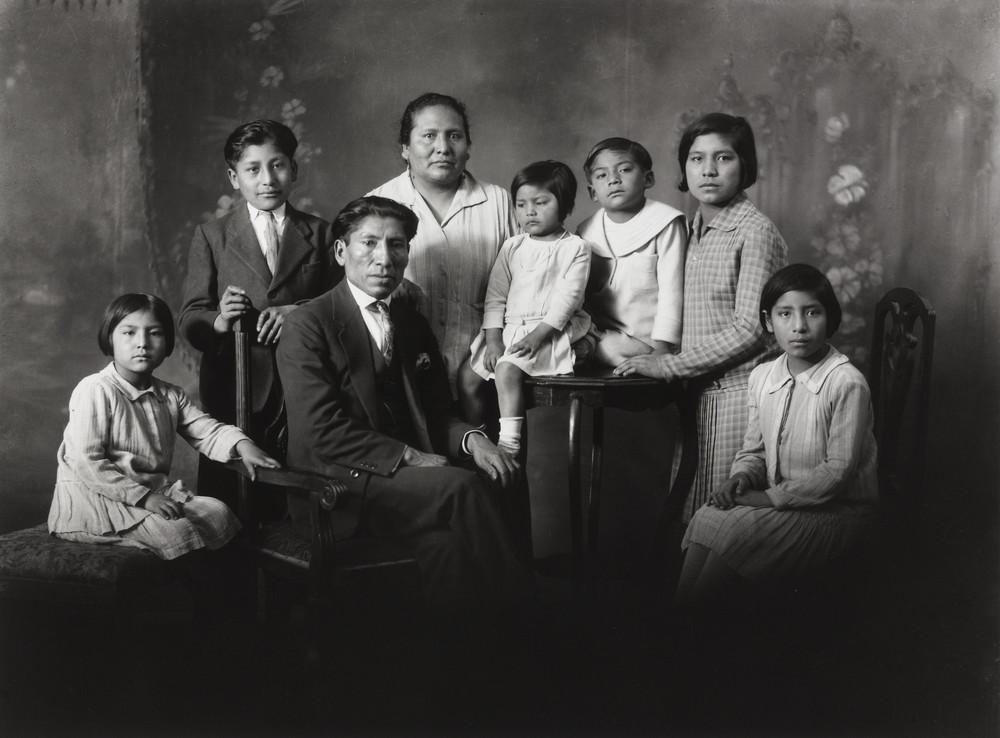 Первопроходец перуанской фотографии – индеец Мартин Чамби  2