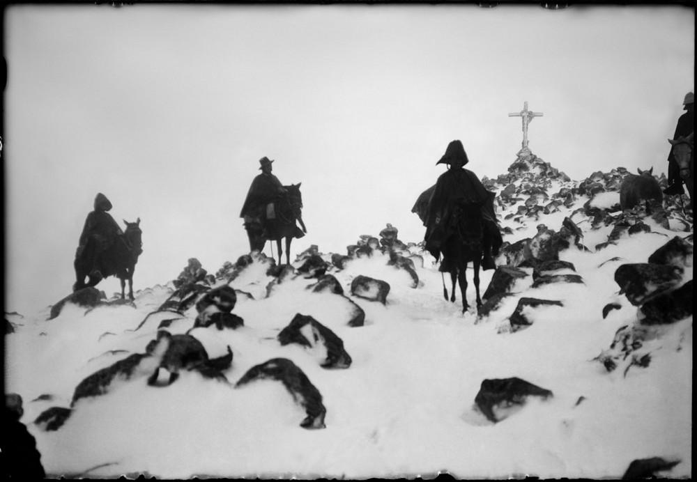 Первопроходец перуанской фотографии – индеец Мартин Чамби  21