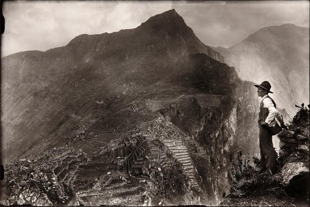 Первопроходец перуанской фотографии – индеец Мартин Чамби  22