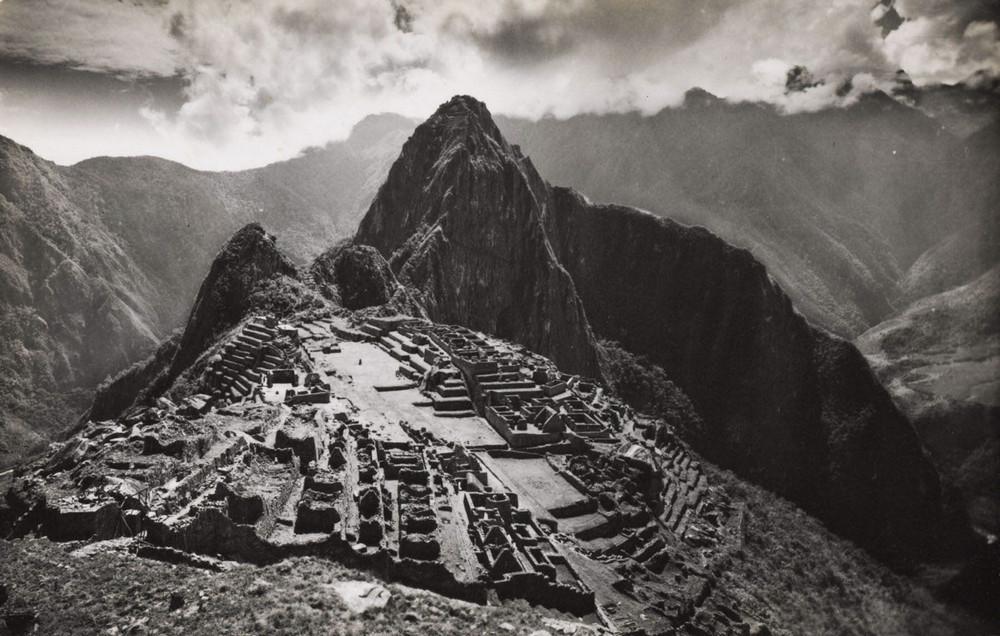 Первопроходец перуанской фотографии – индеец Мартин Чамби  26 1