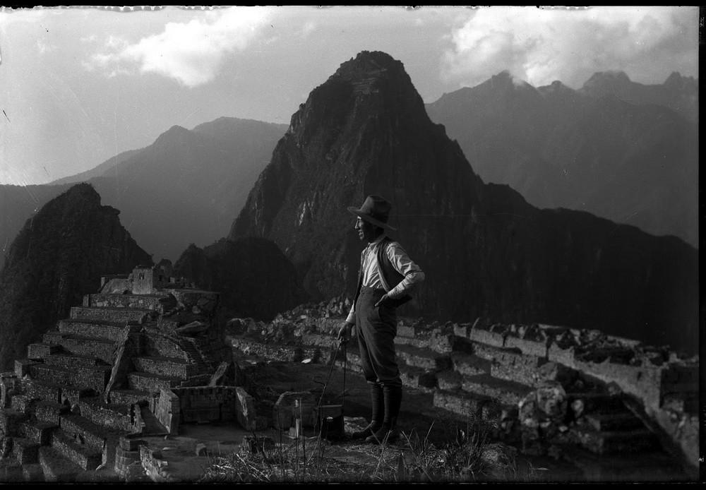 Первопроходец перуанской фотографии – индеец Мартин Чамби  26