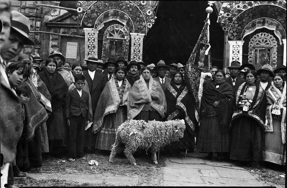 Первопроходец перуанской фотографии – индеец Мартин Чамби  27