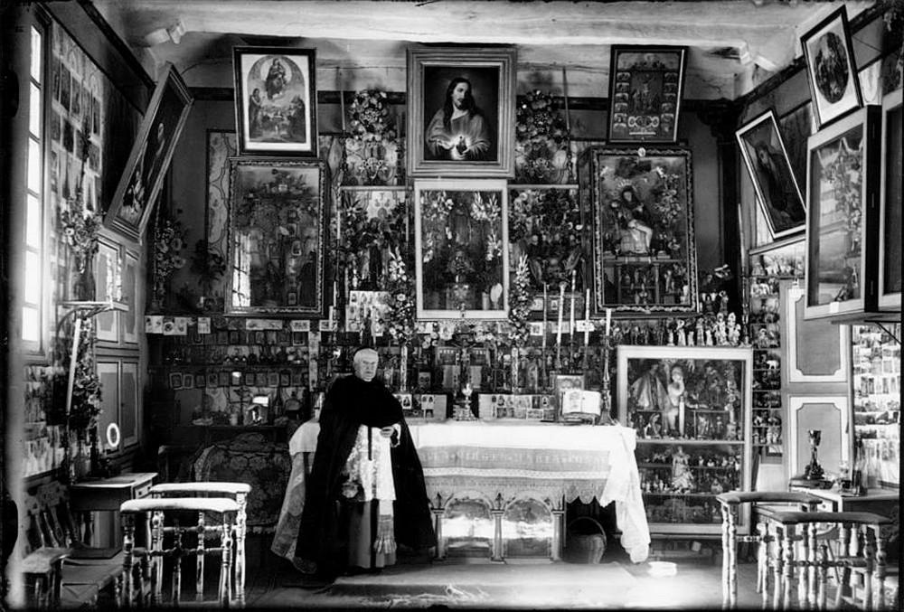 Первопроходец перуанской фотографии – индеец Мартин Чамби  29 1