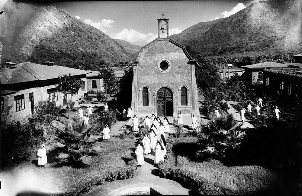 Первопроходец перуанской фотографии – индеец Мартин Чамби  29