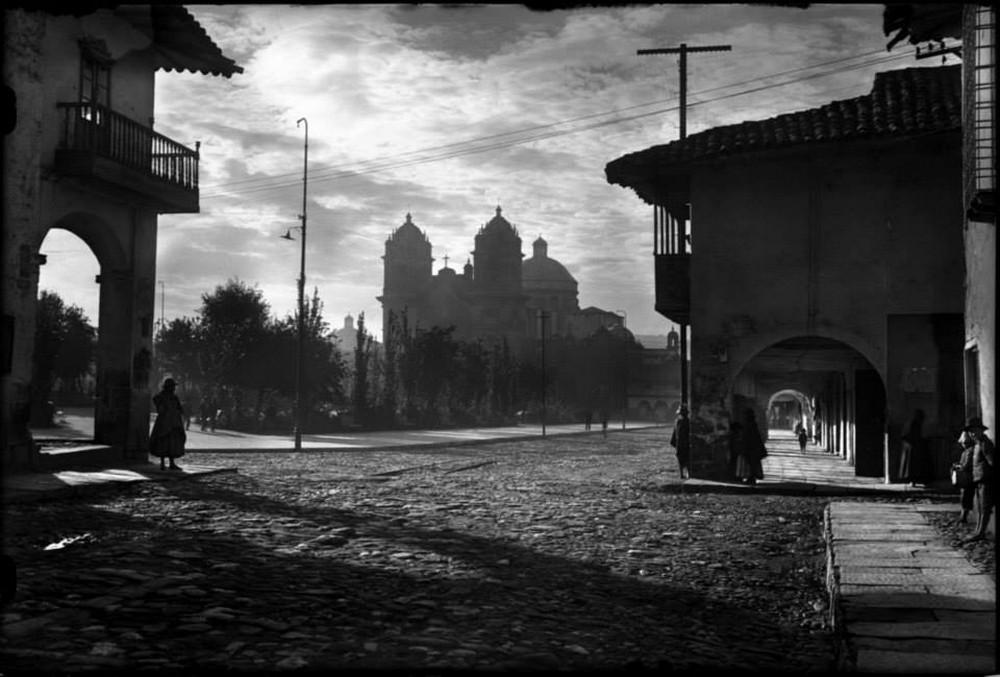 Первопроходец перуанской фотографии – индеец Мартин Чамби  32 1