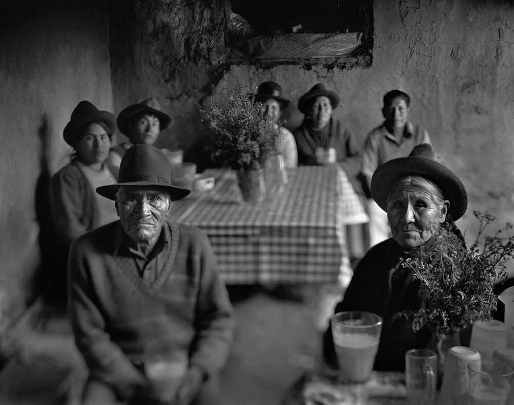 Первопроходец перуанской фотографии – индеец Мартин Чамби  36
