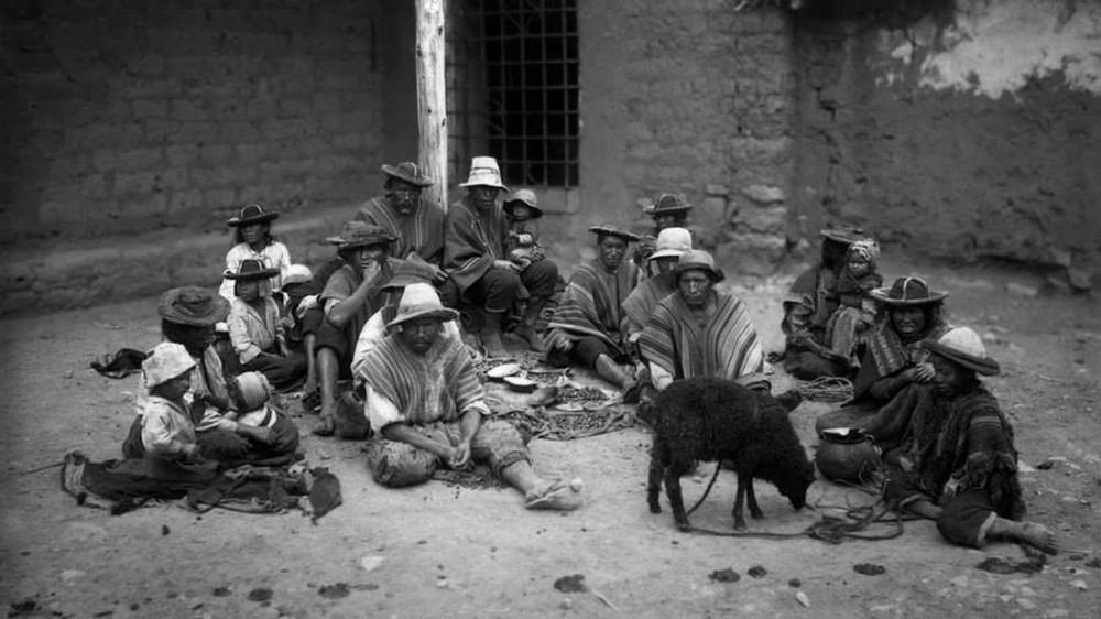 Первопроходец перуанской фотографии – индеец Мартин Чамби  42