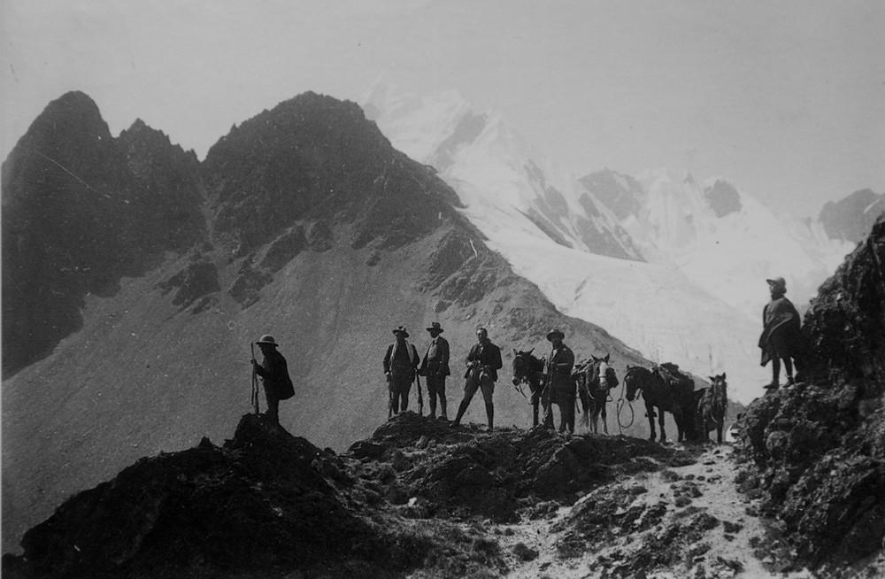 Первопроходец перуанской фотографии – индеец Мартин Чамби  44