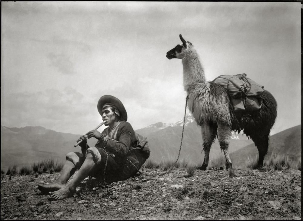 Первопроходец перуанской фотографии – индеец Мартин Чамби  46