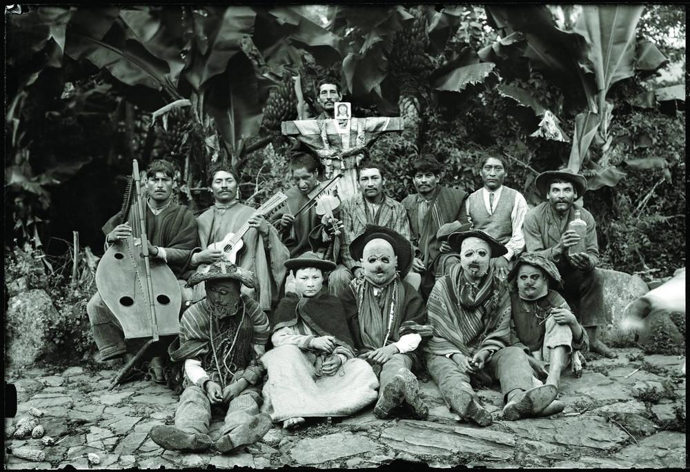 Первопроходец перуанской фотографии – индеец Мартин Чамби  48