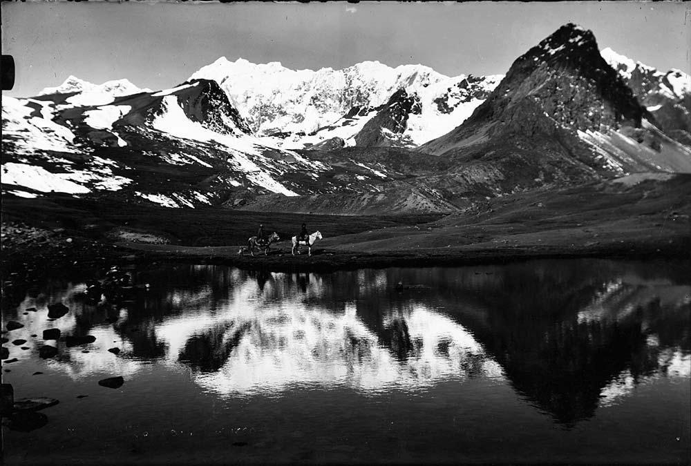 Первопроходец перуанской фотографии – индеец Мартин Чамби  49