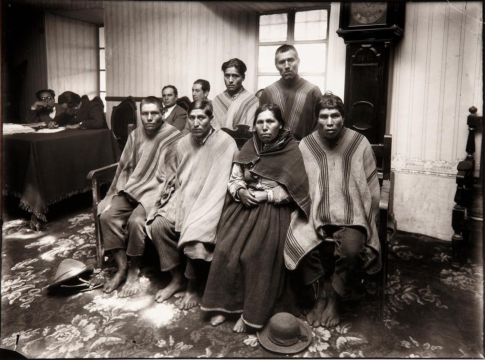 Первопроходец перуанской фотографии – индеец Мартин Чамби  50