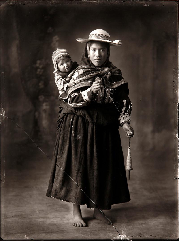 Первопроходец перуанской фотографии – индеец Мартин Чамби  55